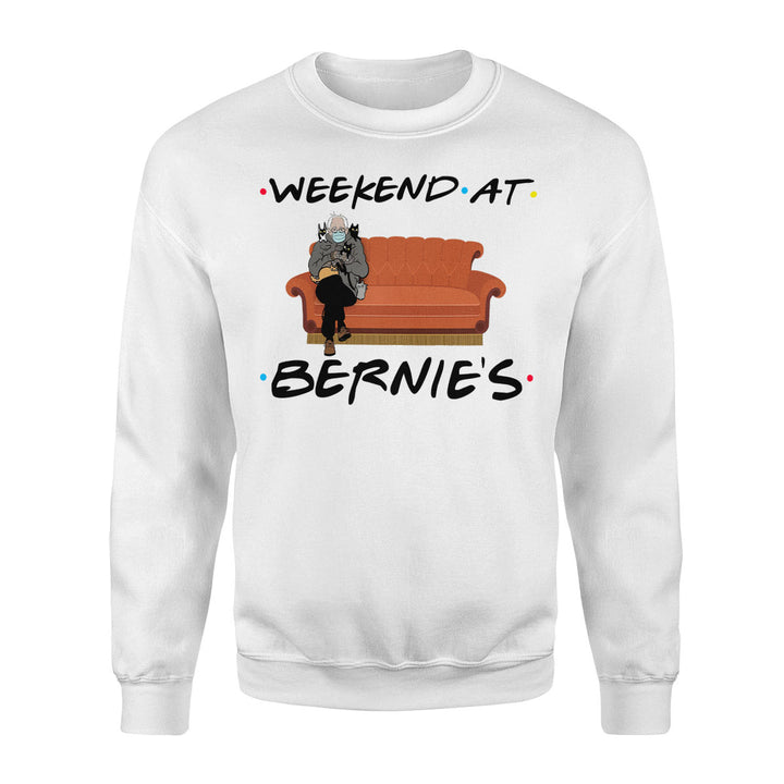 Weekend At Bernies 2D Sweatshirt QM2329