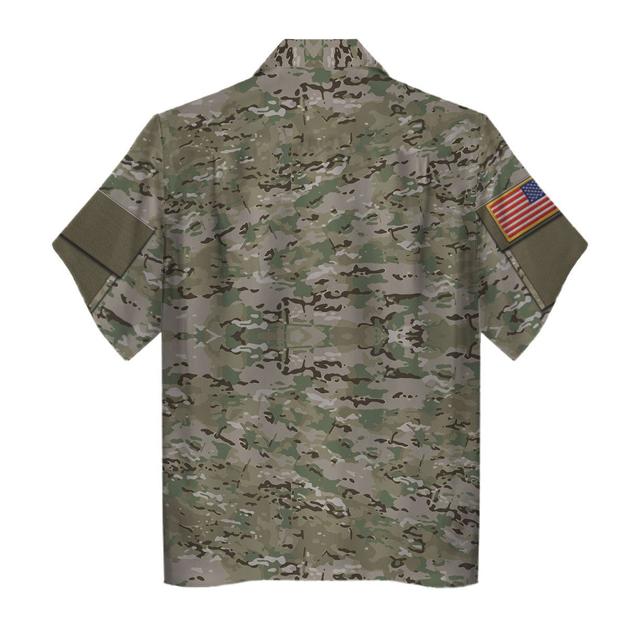 United States Army Combat Uniform Qm753