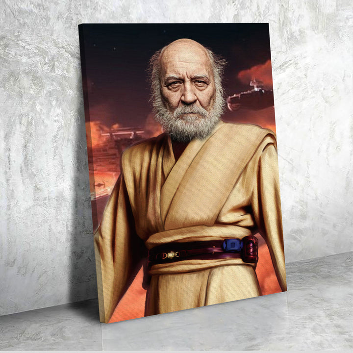 Customized Canvas - Obi Wan