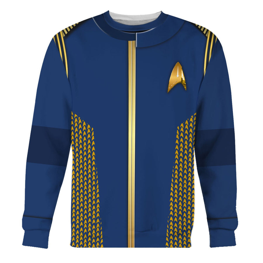 Discovery Uniform Long Sleeves / S Hp345