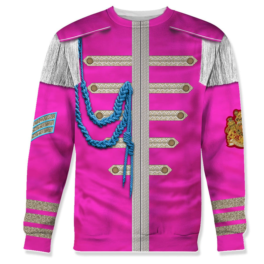 Ringo Sgt. Pepper Long Sleeve / S Btpink
