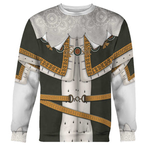 Charles I Of England Long Sleeves / S Vn236
