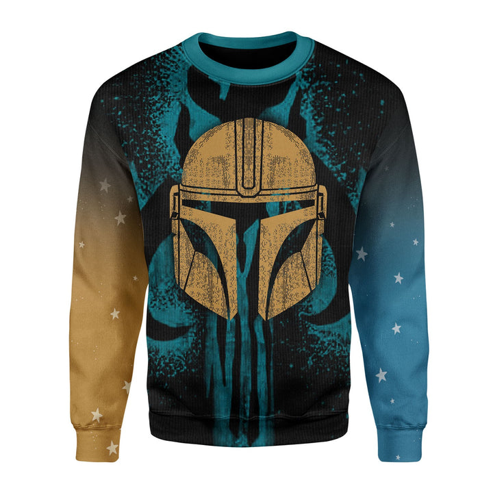 The Unclelorian All Over Print Fleece Long Sleeves