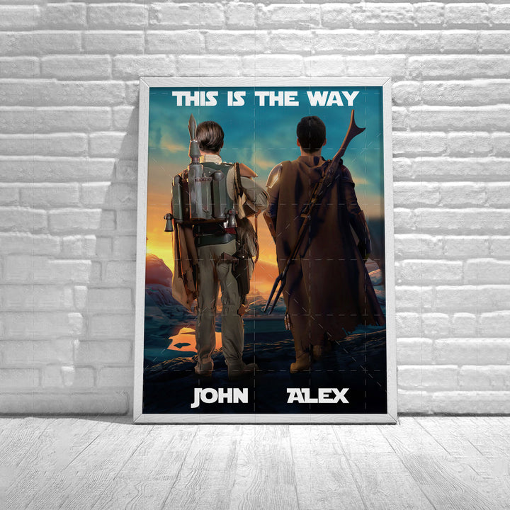 Personalized Poster The Brodalorian