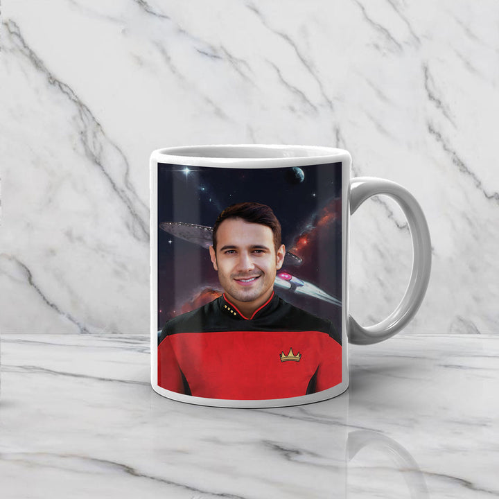 Captain Star Treck - Custom Mug