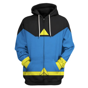 The Pyramid Knight Tracksuit