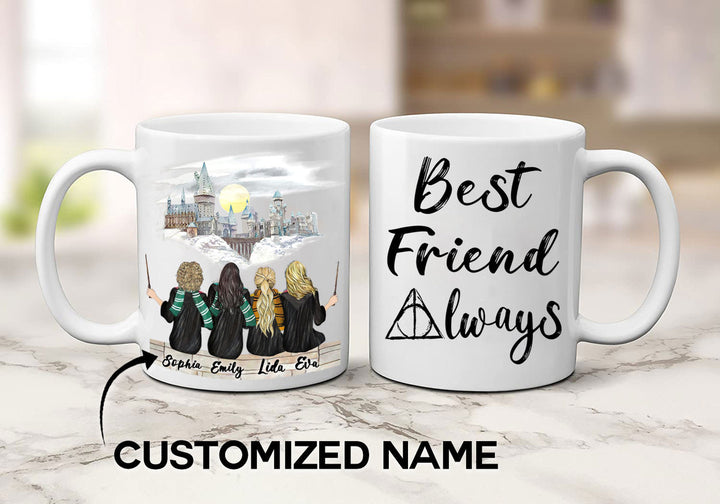 Sister Always Best Friend Gift - Custom Gift