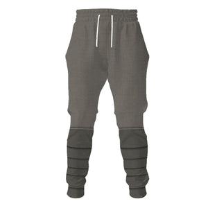 Ww1 German Soldier Sweatpants / S Vn316