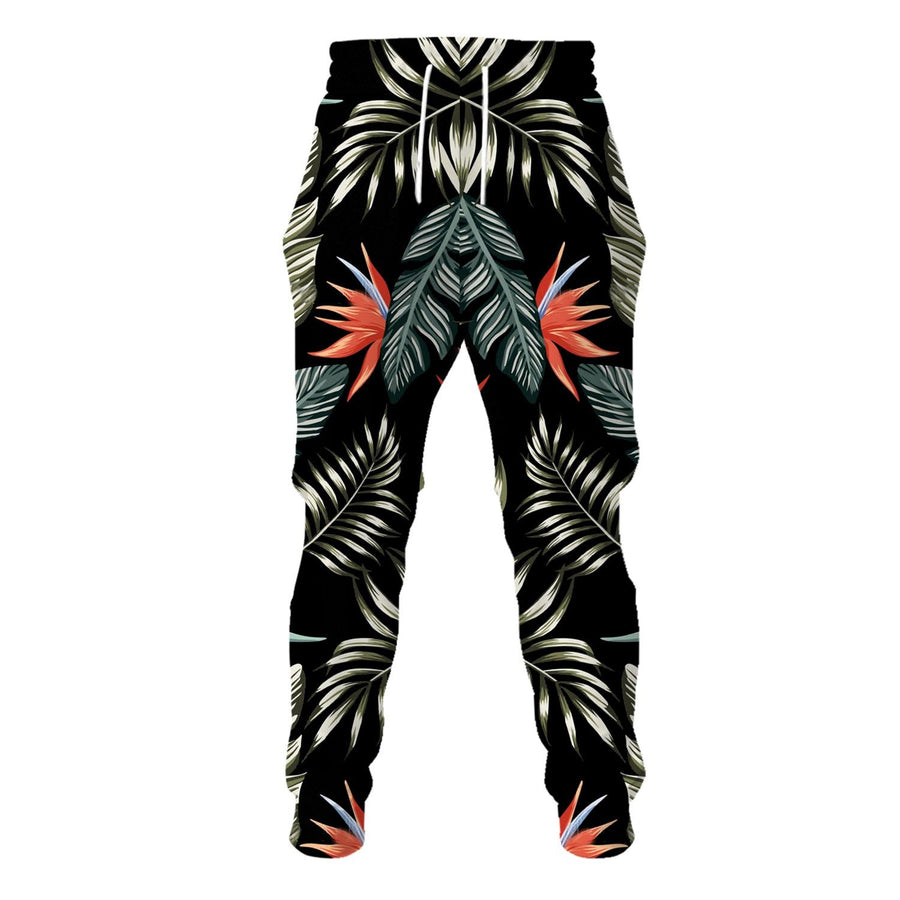 Qm842 Elvis Presley Sweatpants / S