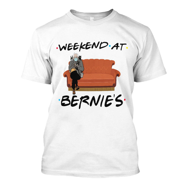Weekend At Bernies 2D T-Shirt