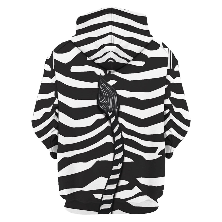 Zebra All Over Print An16220