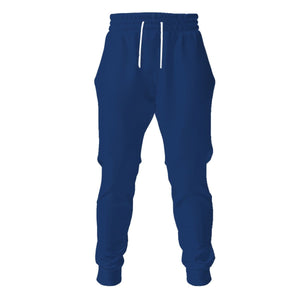 Us Coast Guard Dress Blues Sweatpants / S Vn871