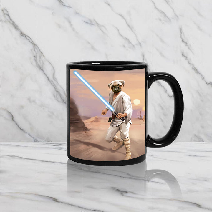 Luke Skywalker - Custom Pet Mug