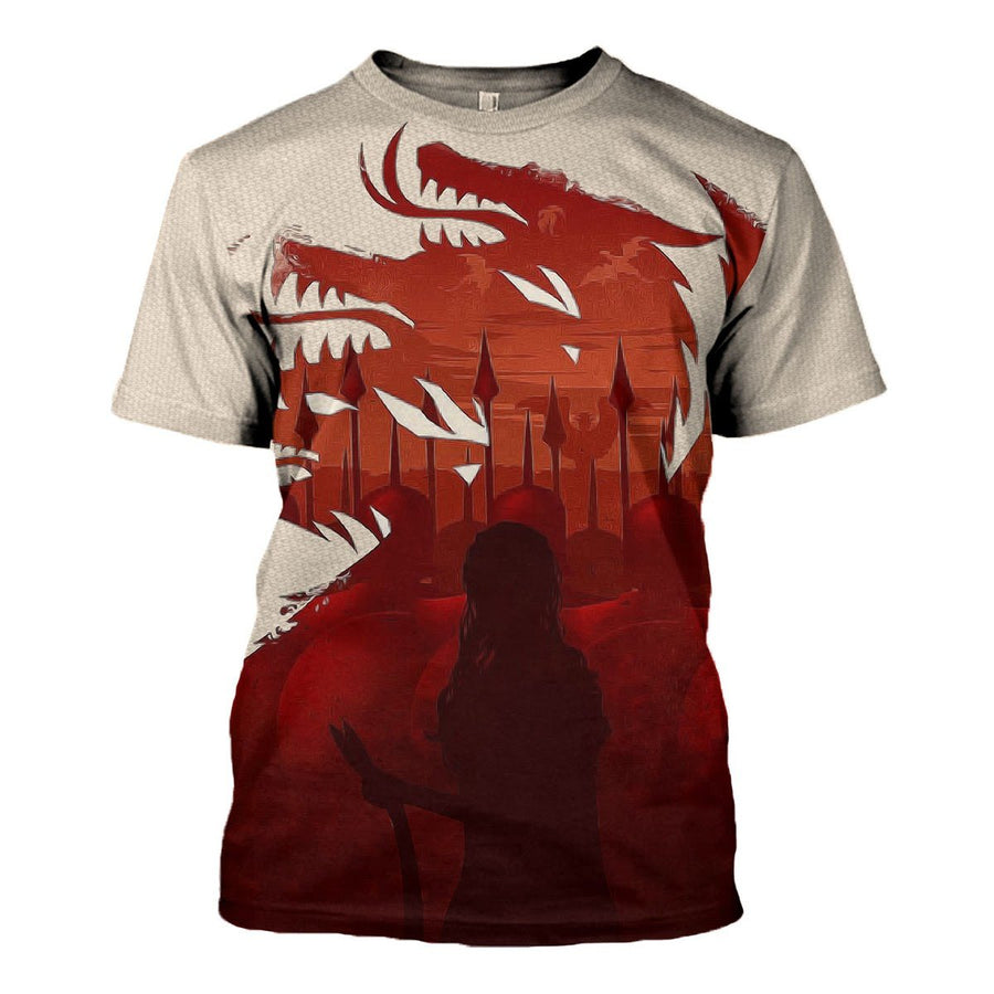 Game Of Thrones T-Shirt / S G67