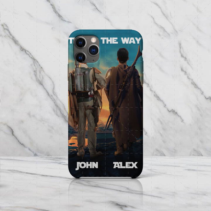 Personalized Phone Case The Brodalorian