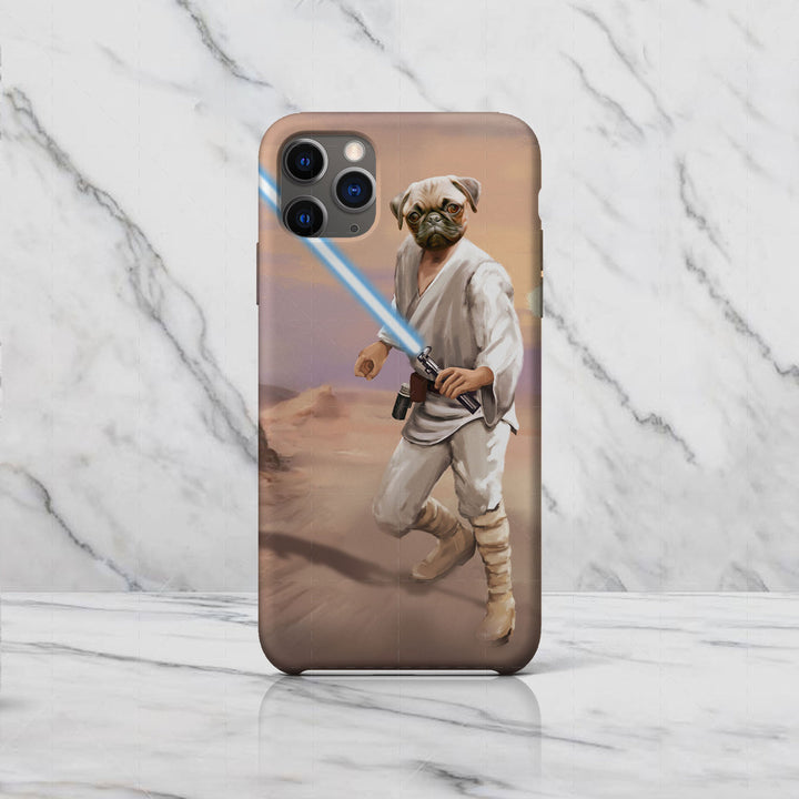 Luke Skywalker - Custom Pet Phone Case