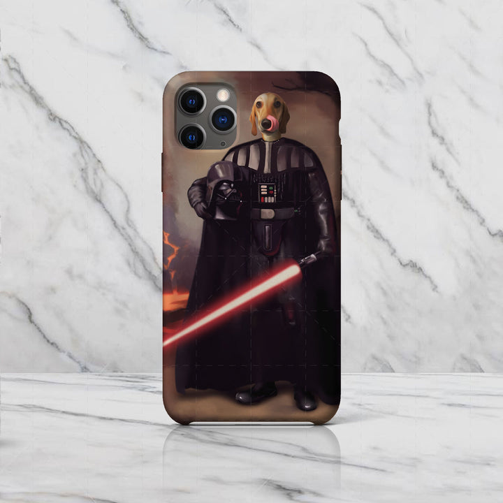 Darth Vader - Custom Pet Phone Case