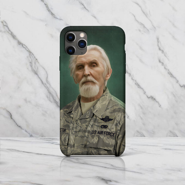 US Airforce Marine Custom Phone Case