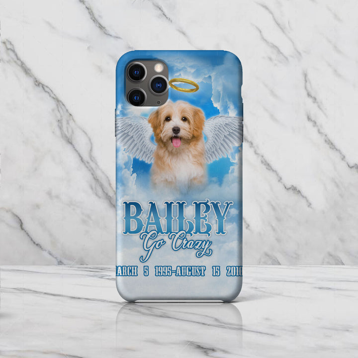 Memorial Custom Pet Phone Case