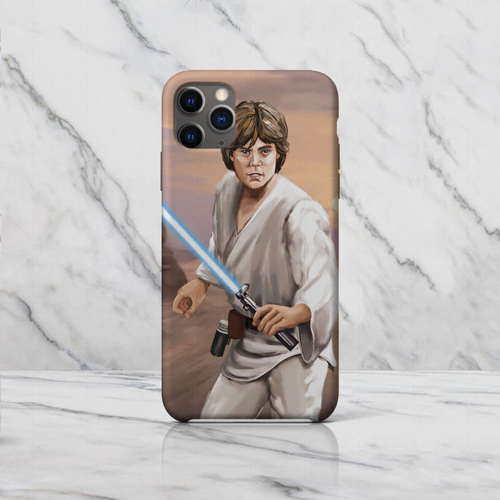 Luke Skywalker - Custom Phone Case