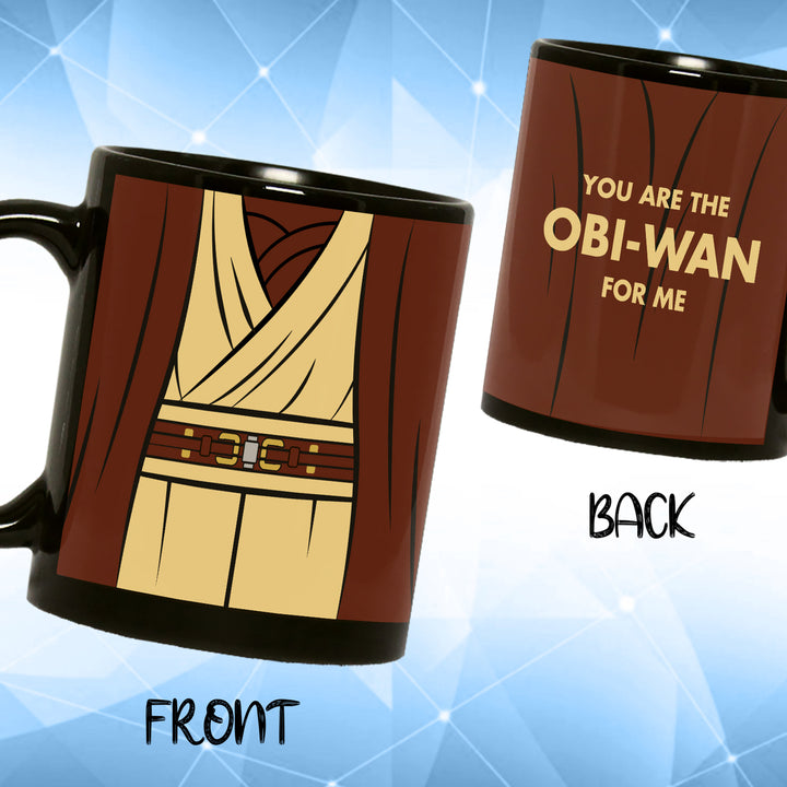 You Are The Obi-Wan For Me Mug