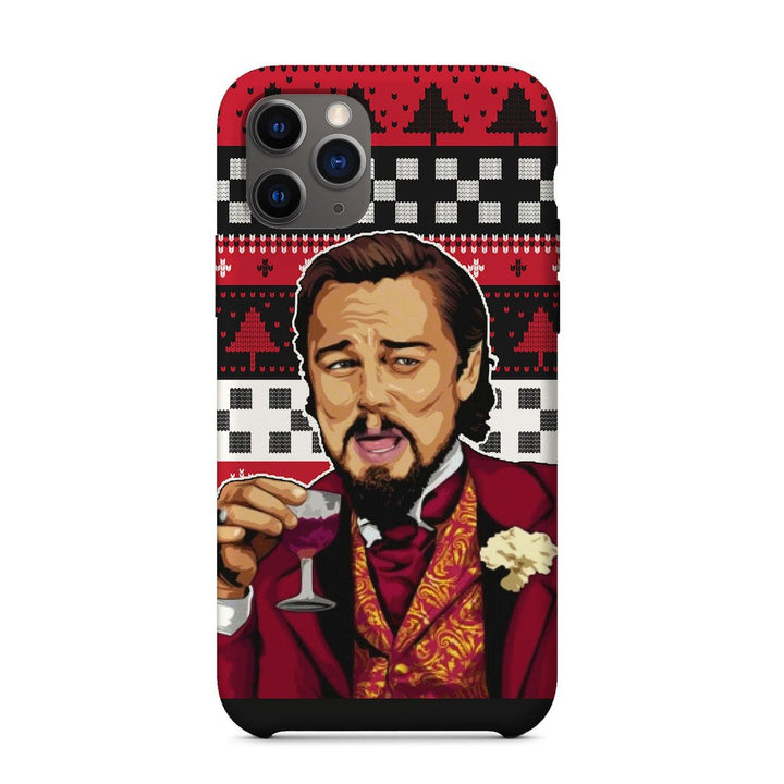 Laughing Leo Meme Phone Case Iphone / X G465