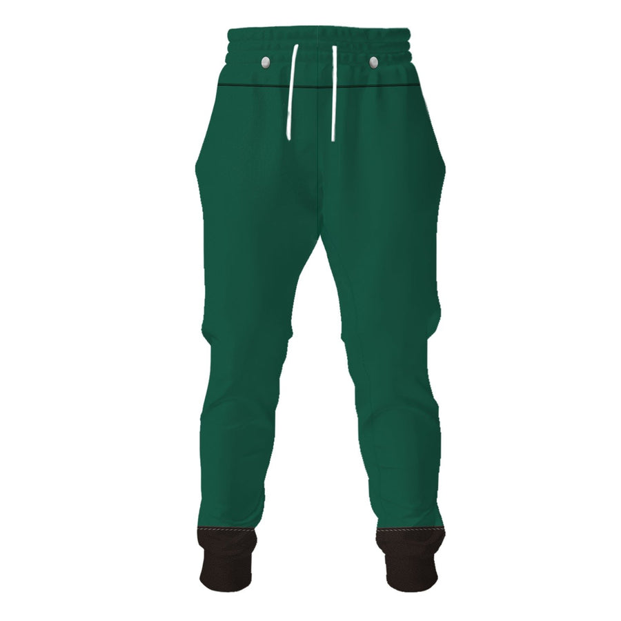 95Th Rifles Uniform British Army Sweatpants / S Qm538