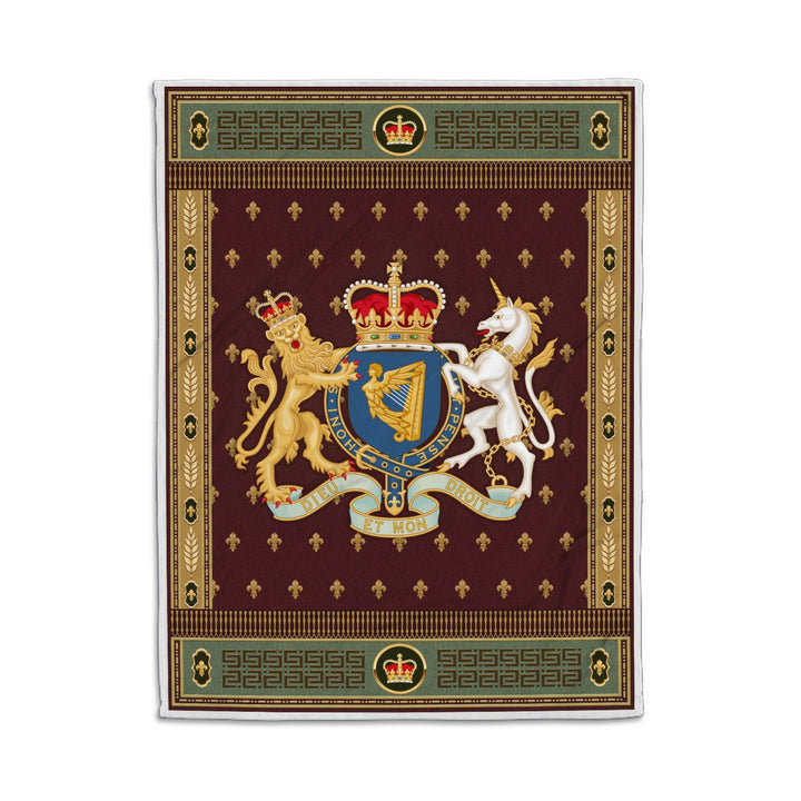 Kingdom Of Ireland Blanket Qm1233