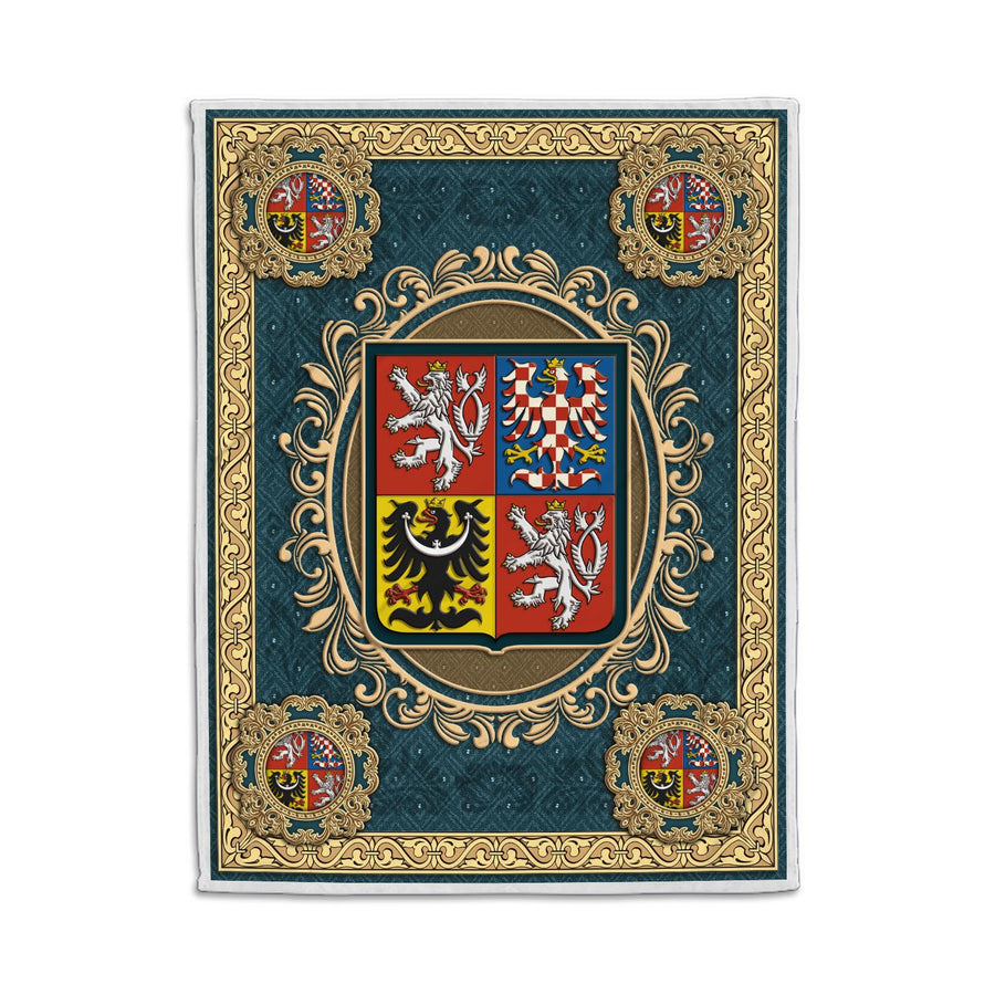 Coat Of Arms The Czech Republic Banket Qm1514