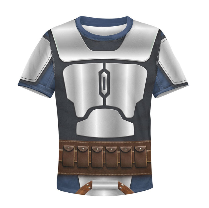 3D All Over Print Kid T-Shirt