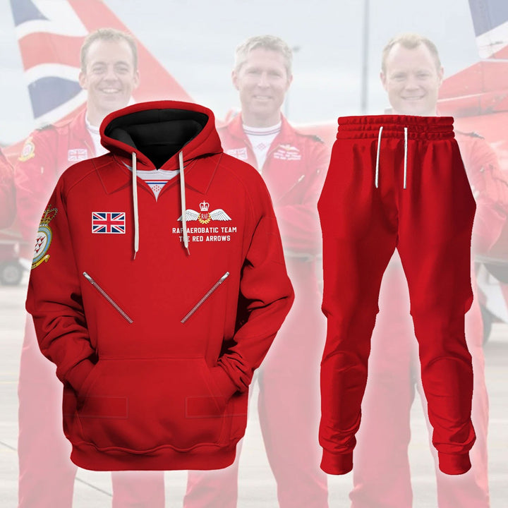 Royal Air Force Red Arrows Uniform Vn360