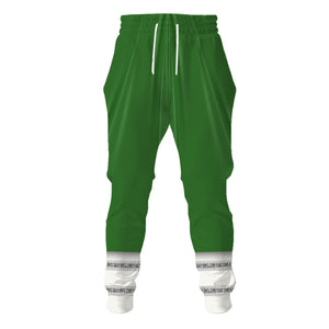 Green Liturgical Vestment Sweatpants / S Vn331