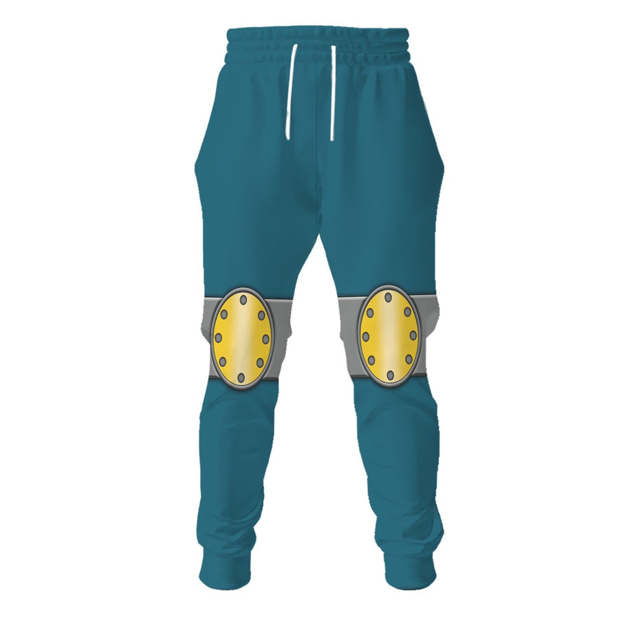 Engineer - Blue Team Vn177 Sweatpants / S