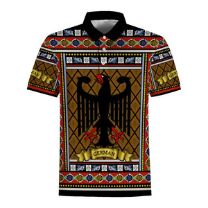 German Coat Of Arms Shirt Polo / M Qm1500