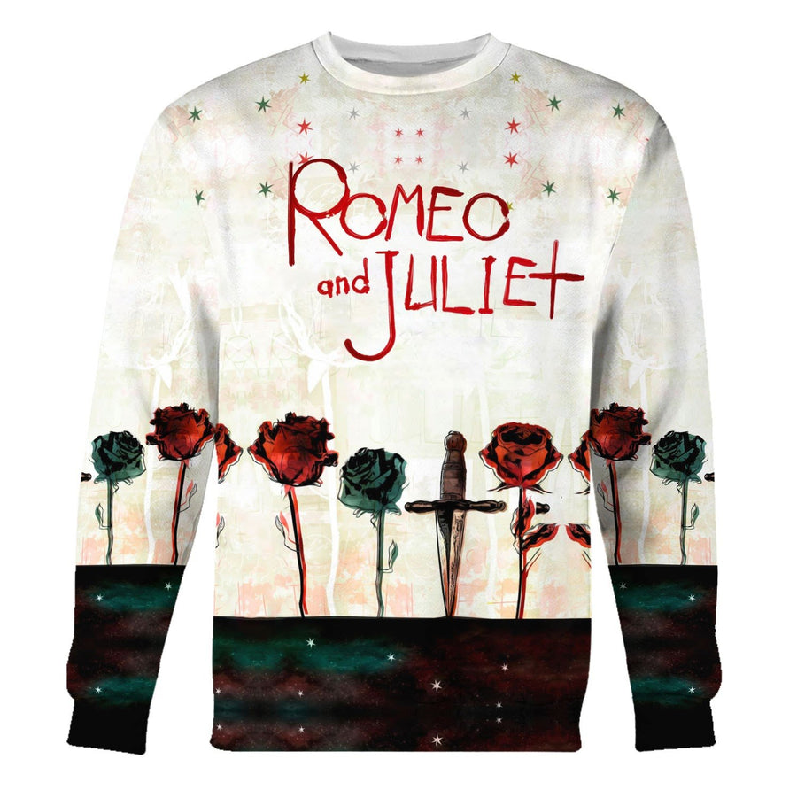 Romeo And Juliet Long Sleeves / S Vn631