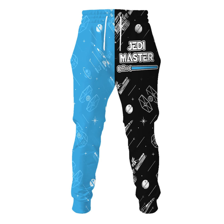 DAD Master And Training 3D Sweatpants