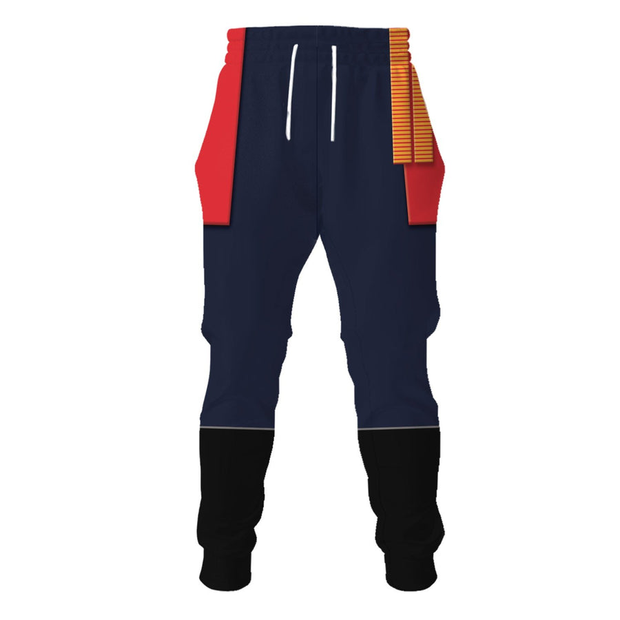 Elizabeth Ii England Uniform Sweatpants / S Qm553