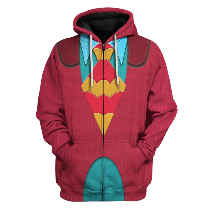Paul Yellow Submarine Zip Hoodie / S Qm522