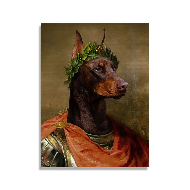 Julius Caesar - Custom Pet Canvas