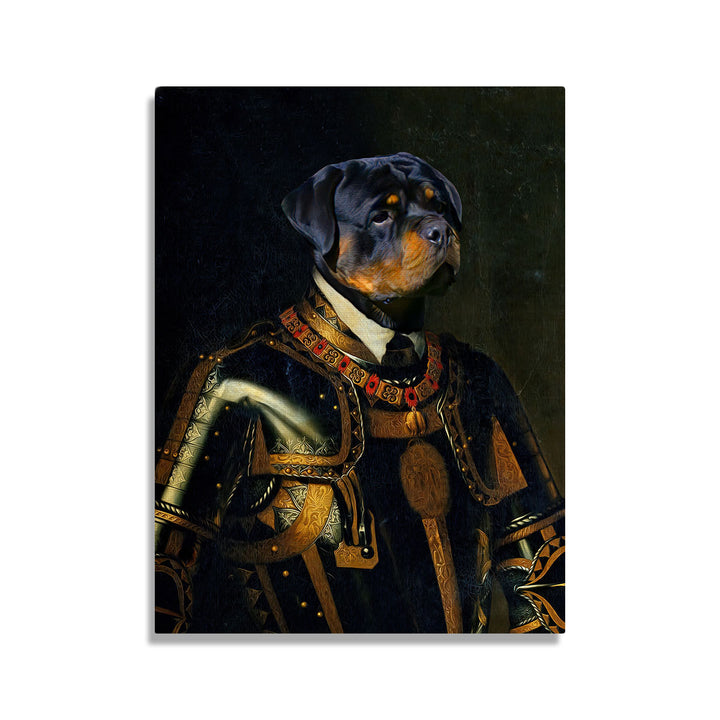 Charles V, Holy Roman Emperor - Custom Pet Canvas
