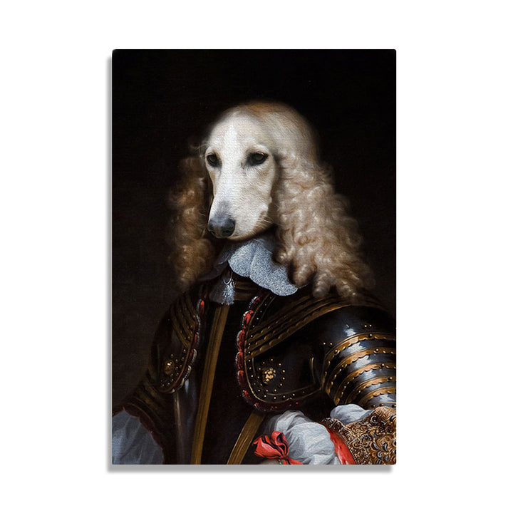 François De Vendôme, Duc De Beaufort - Custom Pet Canvas