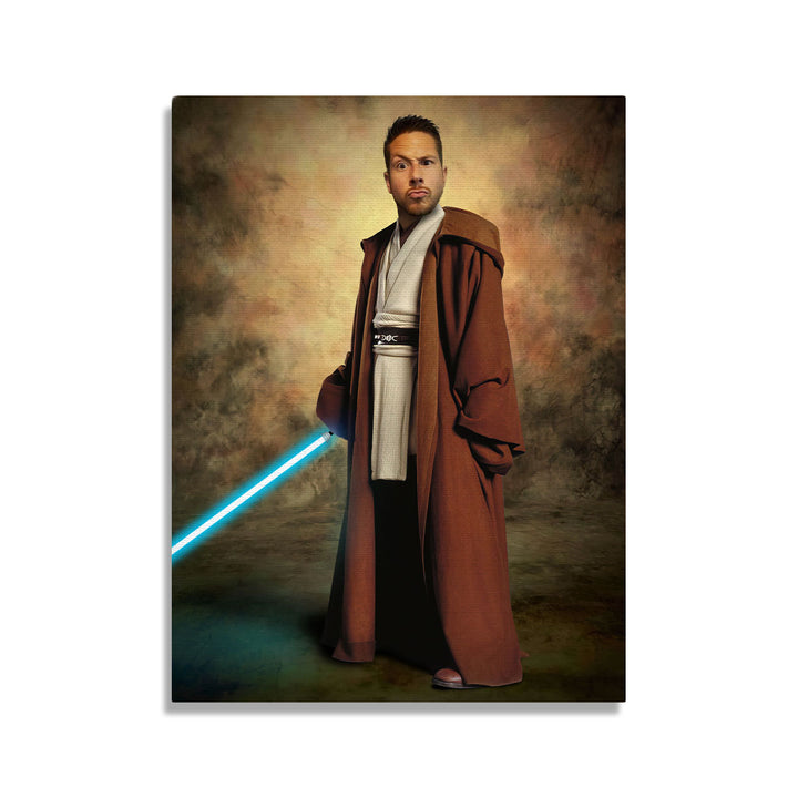 Customized Canvas  Obi Wan Kenobi