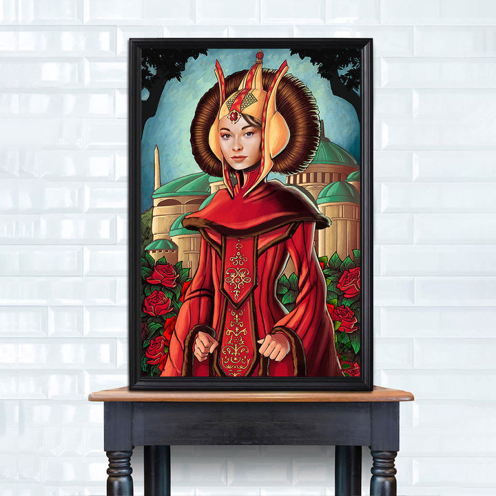 Customized Poster Amidala