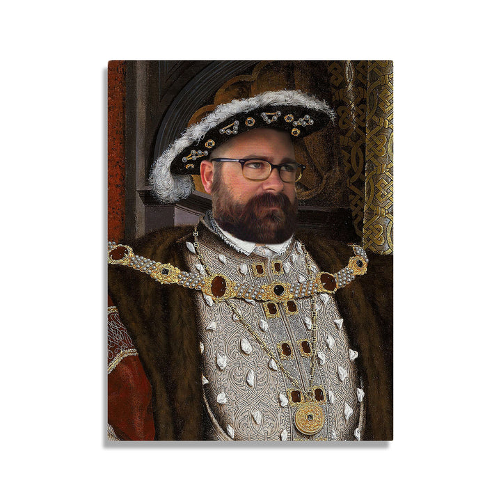 Henry VIII - Custom Canvas