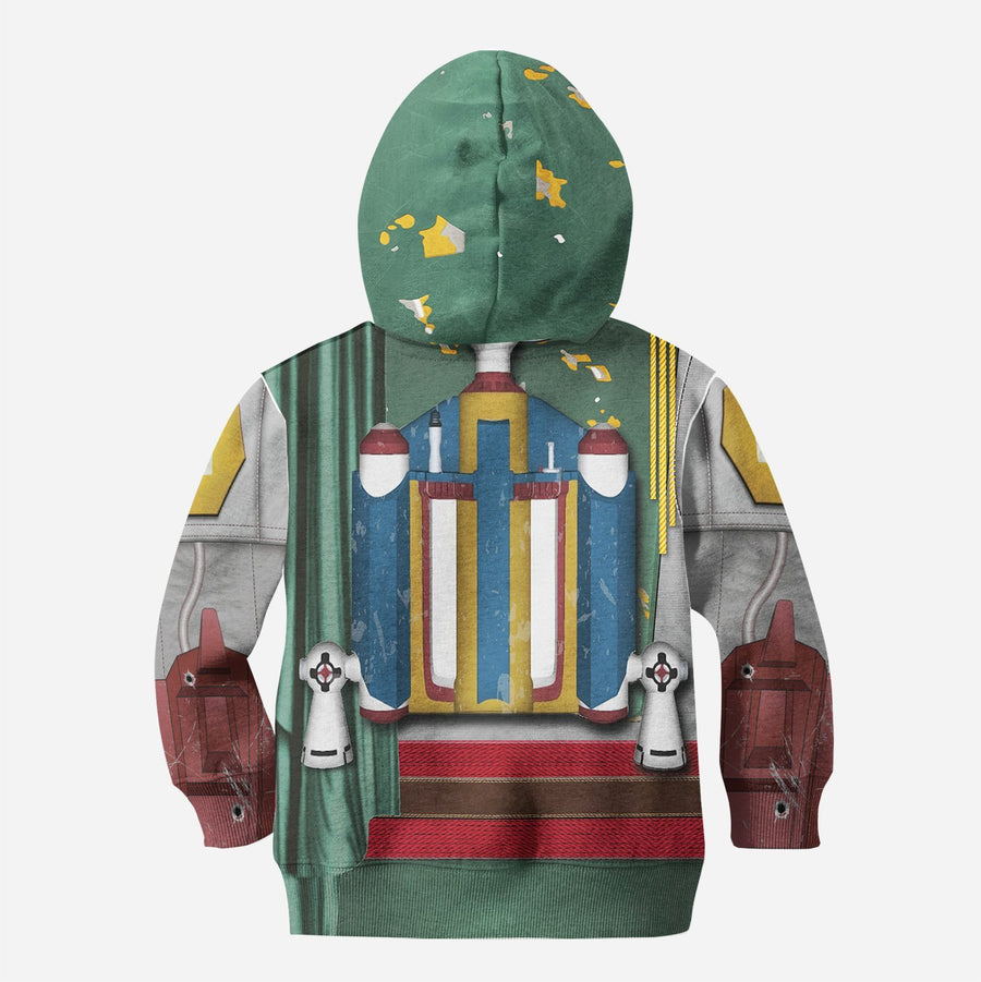 Kid B Fett All Over Print Kidhp26