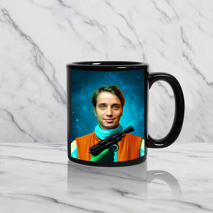 Greedo Star Wars Custom Mug QM2048H