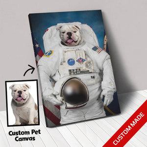 Gearhomies 3D Custom Poster Nasa Astronauts Wall Decor