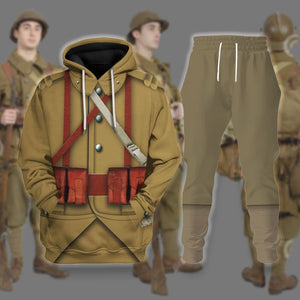 Ww2 French Empire Soldiers Vn200