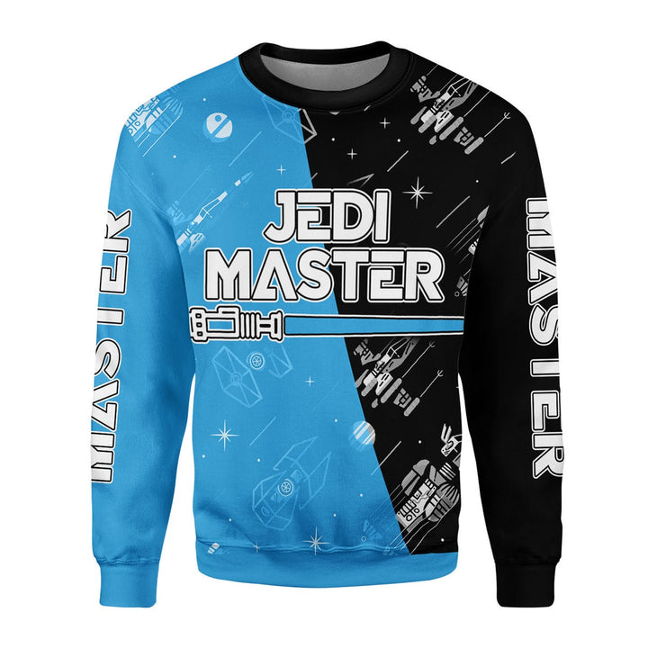 DAD Master And Training 3D Fleece Long Sleeves