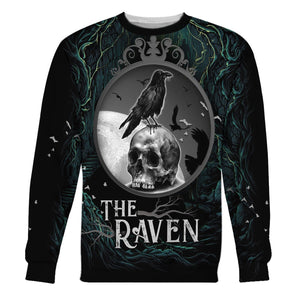 The Raven Long Sleeves / S Qm879